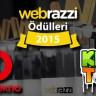 Webtekno ve Online Kafa Topu Webrazzi Ödüllerinde Aday Oldu!