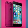 iPhone 6c'nin Renk Seçeneklerinin Hakkında Tasarım Çalışması