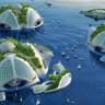 Geri Dönüştürülmüş Çöplerden İnşaa Edilmesi Planlanan Okyanus Üzerindeki Şehir!
