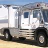 Transformers Filmlerinden Fırlamış Teknoloji Abidesi Devasa Karavan: KiraVan