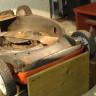 Çim Biçme Makinesi Pervanesinin Gazabına Uğrayan Eşyalar