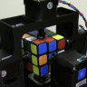 1 Saniye İçinde Rubik Küpünü Çözebilen Hasta Ruhlu Robot