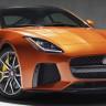 Jaguar'dan 350km/s'lik Canavar Geliyor: F-Type SV
