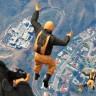 GTA'ya Paraşütle Atlayarak Eğlencenin Dibine Vuracağınız Yeni Bir Mod Geldi