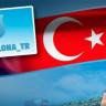 Arda Turan, Barcelona'nın Türkiye'deki Resmi Twitter Hesabını Çektiği Videoyla Tanıttı
