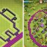 Clash of Clans'ta Birbirinden Yaratıcı 15 Köy Tasarımı