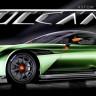 2.4 Milyon Dolarlık Şaheser Gibi Otomobil: Aston Martin Vulcan