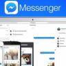Facebook Messenger, Materyal Tasarıma Geçti!