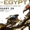 """""""Gods Of Egypt"""" Filminden Aksiyonun Tavan Yaptığı Yeni Fragman!"""