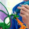 Çocukların Kullanımı İçin Özel Olarak Üretilen 3D Baskı Kalemi: 3Doodler Start!