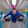 OK Go'dan Yerçekimsiz Ortamda Şahane Klip