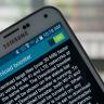 Galaxy S5 İndirme Hızını Artıran Özellik