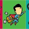 Süper Kahramanlar Çalışmak Zorunda Kalsaydı Nasıl Olurdu?!