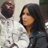 Kim Kardashian, Uyurken Fotoğrafını Çektiği Kanye West'i Sosyal Medyanın Diline Fena Düşürdü
