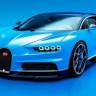Vee Bugatti'nin 2.4 Milyon Dolar Değerindeki Efsane Otomobili Chiron, Cenevre'de Tanıtıldı!