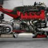 470 Beygirlik Maserati Motoruna Sahip Hayvani Motorsiklet: Lazareth LM 847