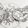 Hayvanların Geometrik Şekillerle Buluştuğu Muhteşem Çizimler!