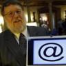 """E-Posta ve """"@"""" İşaretinin Babası Ray Tomlinson Yaşamını Yitirdi!"""