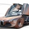 BMW'nin Teknolojinin Sınırlarını Zorlayarak Tasarladığı Büyüleyici Konsept Aracı