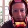 """""""MSQRD'yi Satın Aldık, Bari Biraz Eğlenelim"""" Diyen Mark Zuckerberg Iron Man Oldu!"""