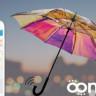 Yağmuru Önceden Sezen Akıllı Şemsiye: Oombrella