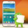 Hadi Yine İyisiniz: Galaxy S5 İçin Marshmallow Güncellemesi Yayınlandı
