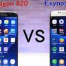 Samsung Galaxy S7 Edge Arasında Efsane Karşılaşma: Snapdragon 820 vs Exynos 8890