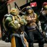 Ninja Kaplumbağalar'ın İkinci Filminden Yeni Video!