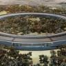 Drone Çekimleri İle Apple'ın Yeni Kampüsünün Son Hali