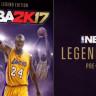 NBA 2K17'de Kobe Bryant Şerefine Özel Versiyon