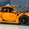 Legolardan Yapılmış Muhteşem Porsche 911 GT3 RS