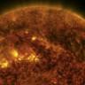 NASA'dan Muhteşem Video: Güneş Patlamasını 4K İzleyin!