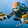 Profesyonel Şekilde Dalış Yapabilen Dalgıç Robot Geliştirildi
