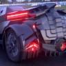 Lamborghini'den Olma Muhteşem Batmobile!