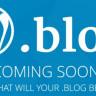 Wordpress Yıl Sonuna Doğru .blog Domain Servisi Sunacak!