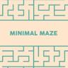 """AppStore'da """"Haftanın Oyunu"""" Olarak Seçilen Yerli Bulmaca Oyunu: Minimal Maze"""