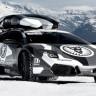 Lamborghini Murcielago İle Karda Harika Drift Görüntüleri!