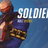 Overwatch'tan Bu Sefer Soldier 76 İçin Kısa Animasyon Geldi!
