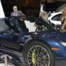 Otomobil Fuarından Porsche 918 Spyder Çalan Çılgın Hırsız!