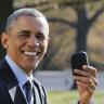 Obama, Yıllar Sonra Akıllı Telefona Geçiş Yaptı!!