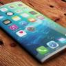 360 Derece Kavisli Ekrana Sahip iPhone Göründü!
