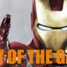 Efsane Iron Man Overwatch Parodisi