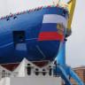 Rusya, Tüm Zamanların En Büyük ve En Güçlü Nükleer Buzkıranını Tanıttı!