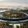 Yeni Apple Campus'un İnşaatı Başladı