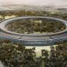 Casus Drone Apple'ın Yeni Kampüsünü Görüntüledi!