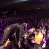 SlipKnot'ın Vokalistinden Konserde Fena Ayar: Bırak Şu Telefonu Elinden!