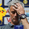 Pokemon GO, José Mourinho'yu Bile Çileden Çıkardı!