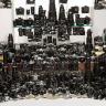 Nikon Hayranı Bir Fotoğrafçı, 25 Yılda Servet Değerinde Bir Koleksiyon Oluşturdu!