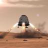 NASA ve SpaceX Kırmızı Ejderha'yı Mars Yüzeyine Birlikte İndirecek!
