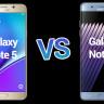 Galaxy Note 5 ve Galaxy Note 7 Karşılaştırması: Geçmeye Değer Mi?